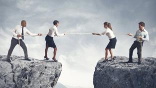 Gruppen-Coaching zu den Themen Konfliktmanagement, Konfliktlösung